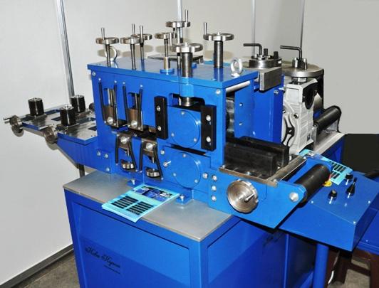 Универсальный вальцовочный станок для холодной ковки НК-1